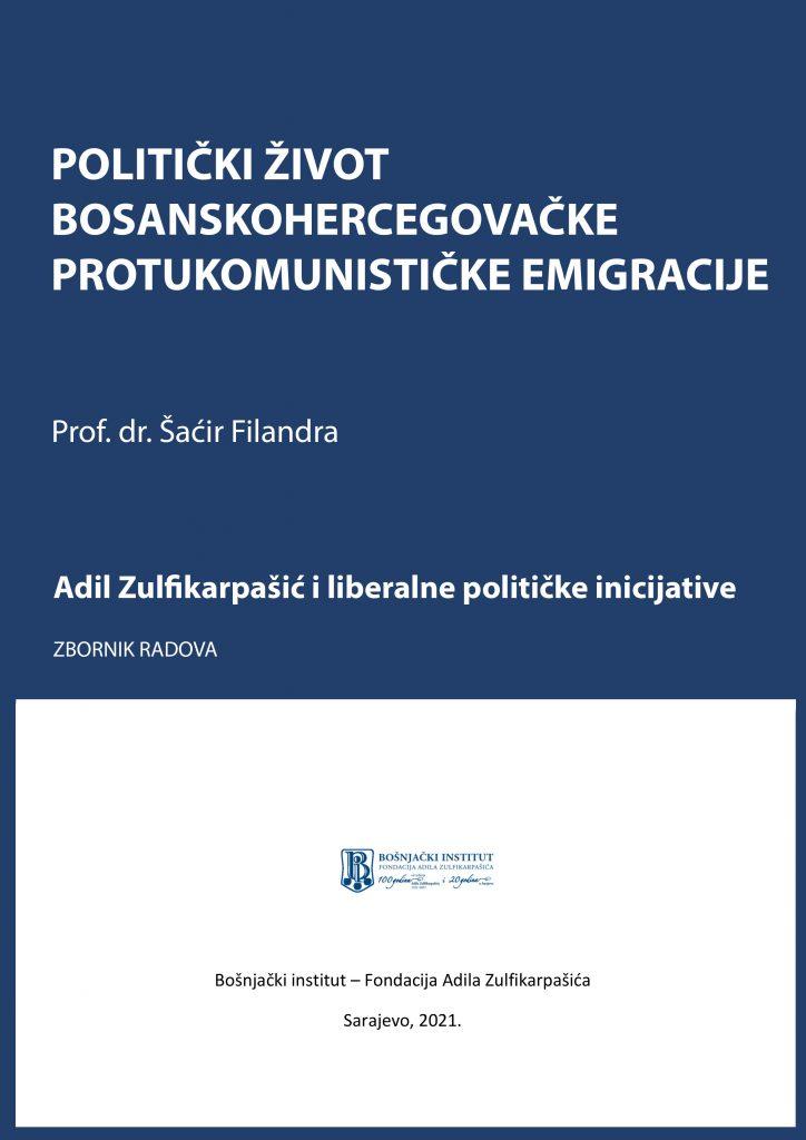 Prof. dr. Šaćir Filandra