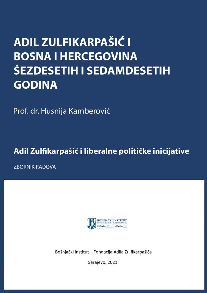 Prof. dr. Husnija Kamberović
