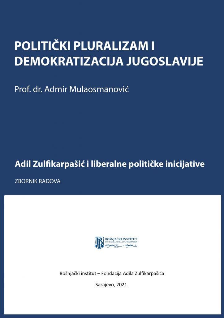 Prof. dr. Admir Mulaosmanović