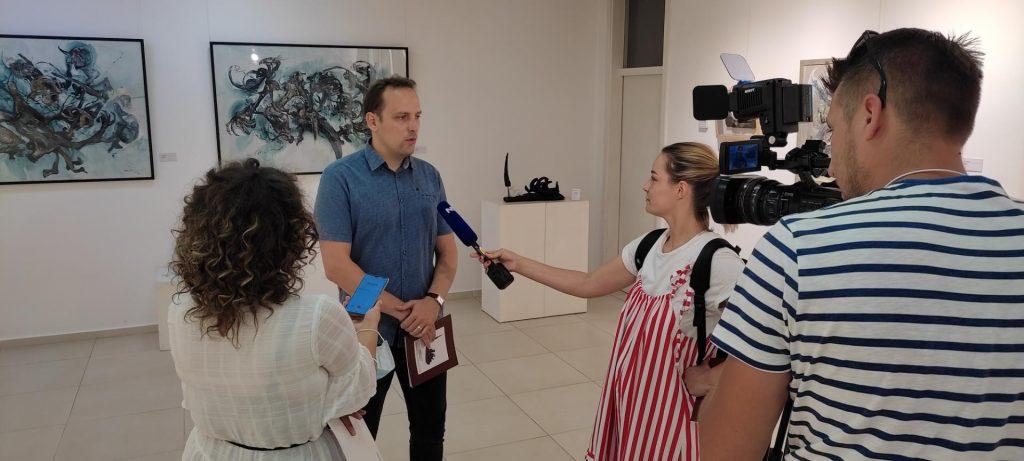 Izlozba Odjeci, opcina Novi Grad Sarajevo 2021